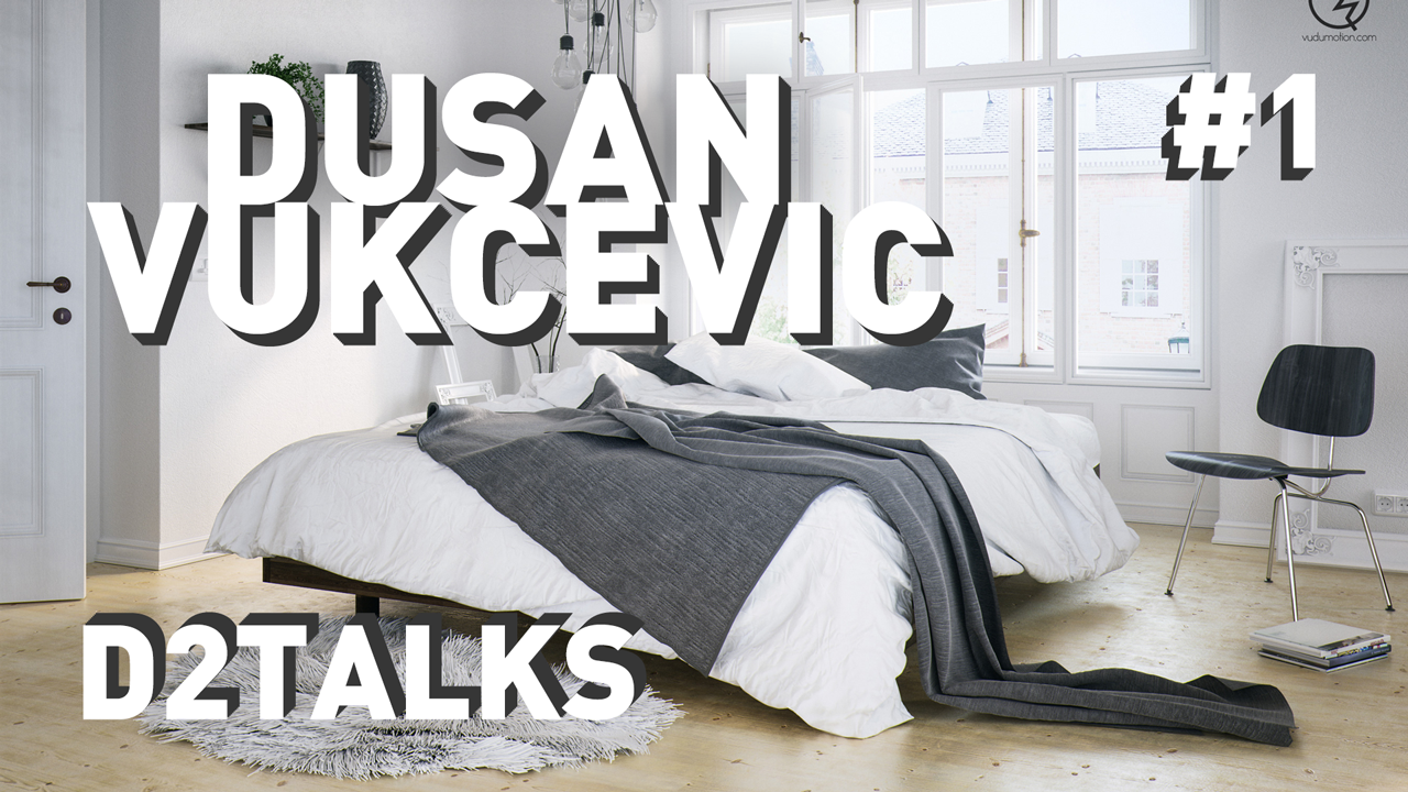 D2 Talks #1: Dušan Vukčevič of Vudumotion