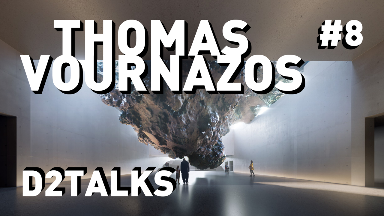 D2 Talks #8: Thomas Vournazos of Slashcube