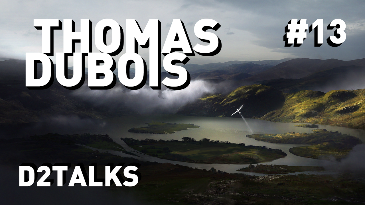 D2 Talks # 13: Thomas Dubois