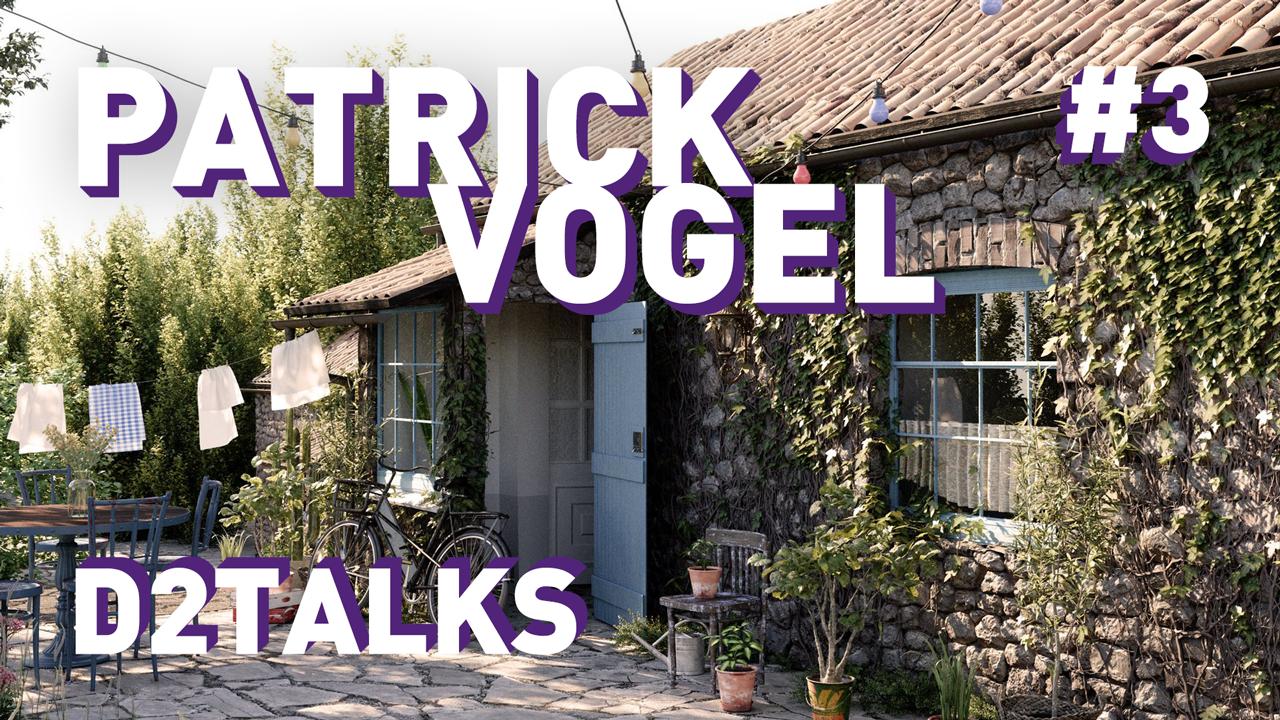 D2 Talks #3: Patrick Vogel of Alt/Shift