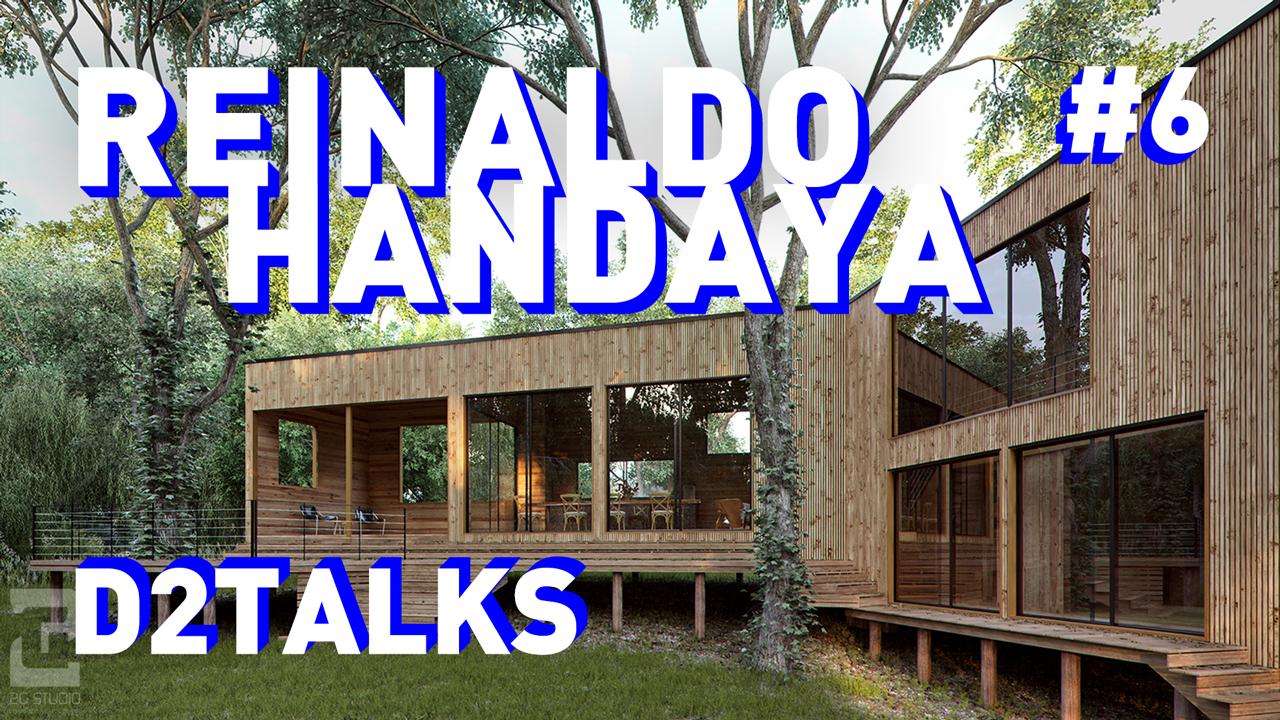 D2 Talks #6:Reinaldo Handaya of 2GS Indonesia