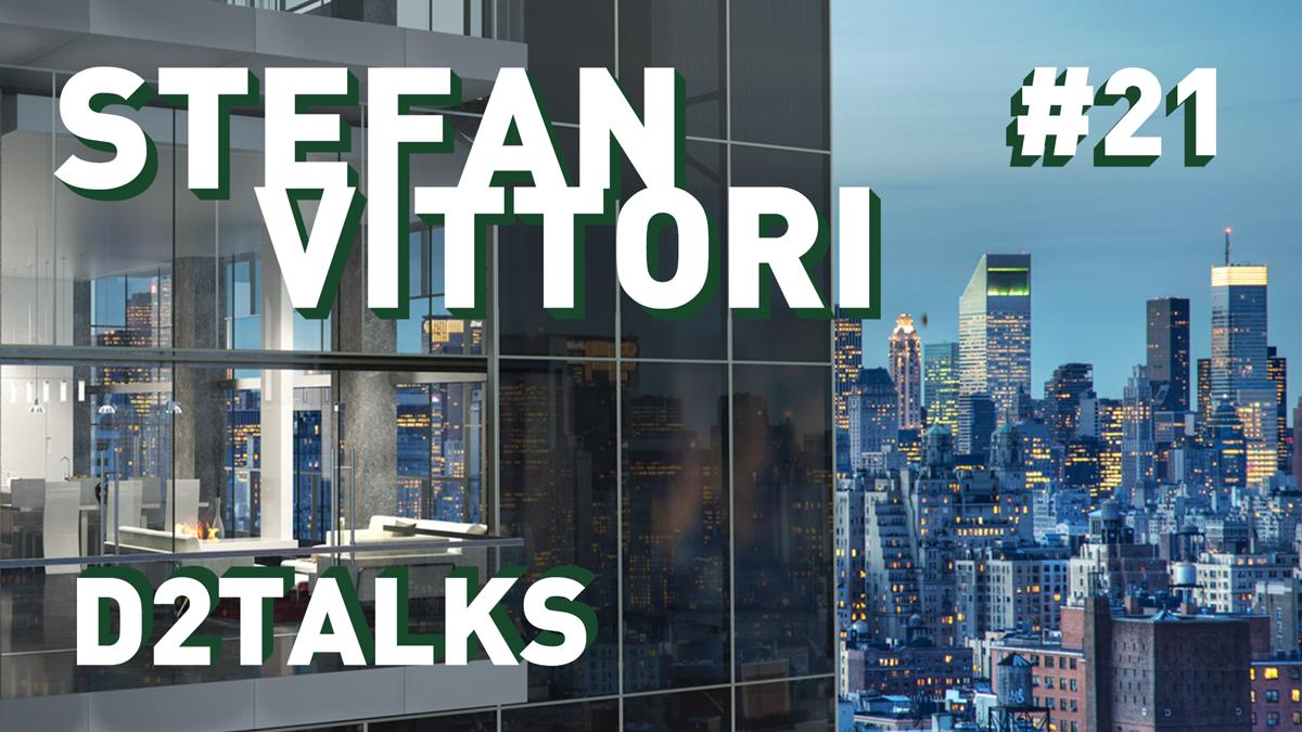 D2 Talks #21: Stefan Vittori of Tangram 3DS