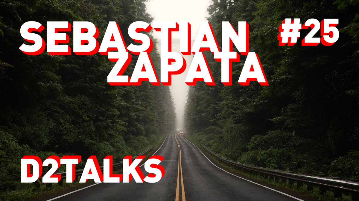 D2 Talks #25: Sebastián Zapata of Friendly Shade