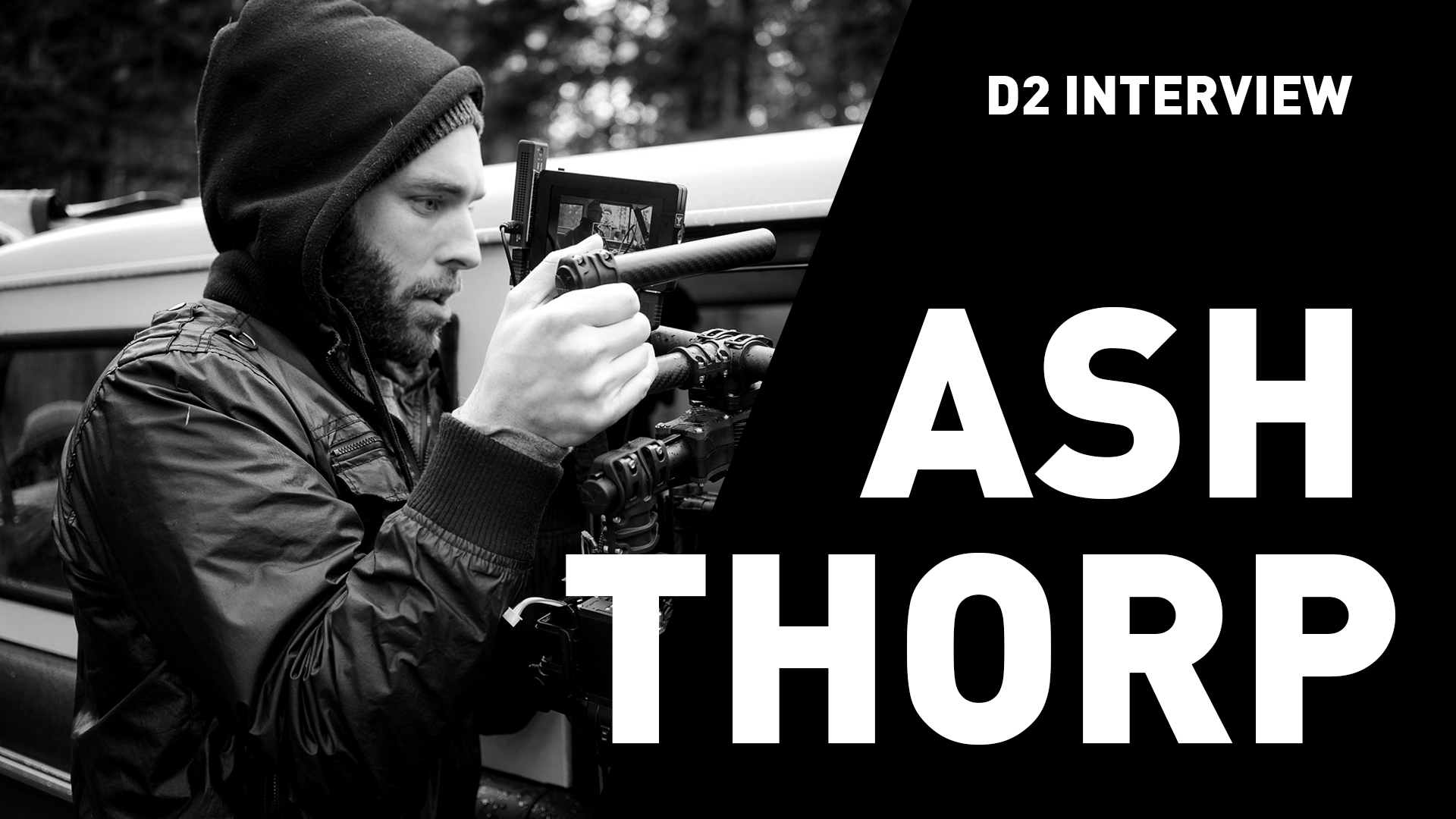 D2 Interview: Ash Thorp at the DDD / OFFF Italia