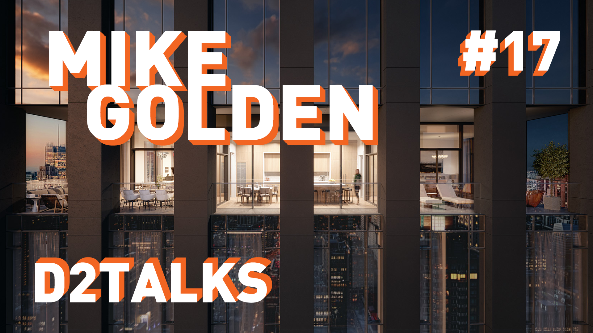 D2 Talks #17: Mike Golden of Three Marks