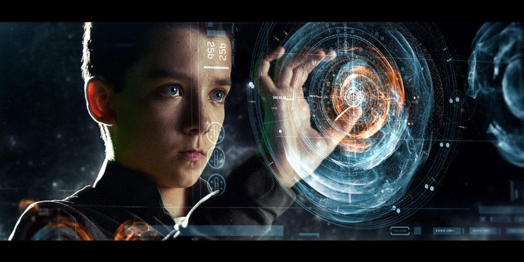 A still from Ender's Game.